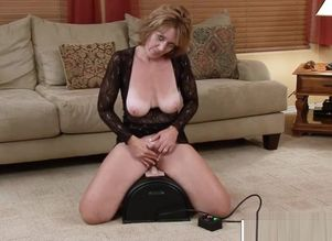 Hotty Step-Mom Samantha Stone Railing..