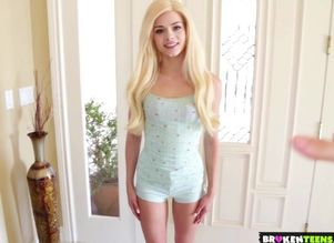 BrokenTeens - Youngster Sitter Takes..