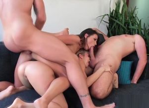 Bigtits Adriana Chechik takes a..