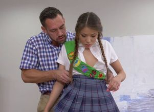 FamilyStrokes -  Cookie Selling Virgin..