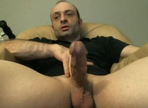 Hefty dick for you to deep-throat