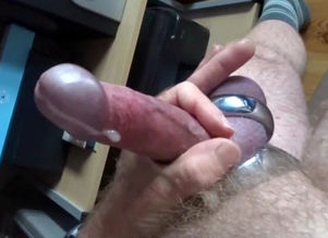 Horny homemade queer vid