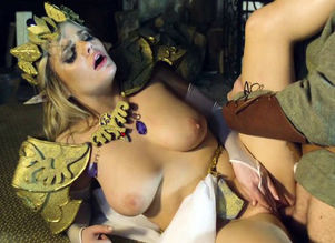 Katy Jayne In Zelda Skin of the  A..
