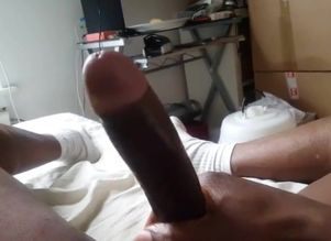 Big black cock British