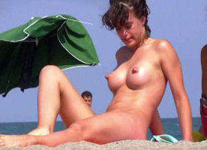 Naturist Beach Hidden cam HD Spy Movie..