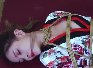 Restrain bondage Asian Ten
