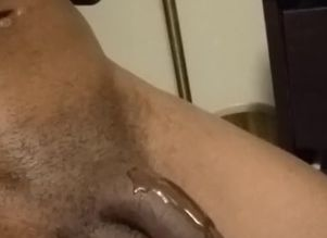 OMG Big black cock Brilliant Rod For..