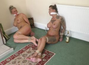 trussed ball-gagged amazons4