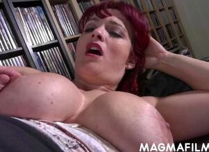 Mary rider gigantic jugs cougar