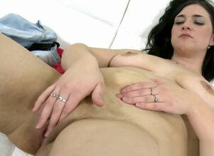 Nice Plus-size Nadine Strokes With..