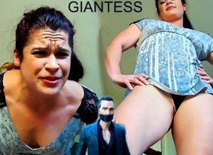 Giantess - Shrunken Manager - PREVIEW